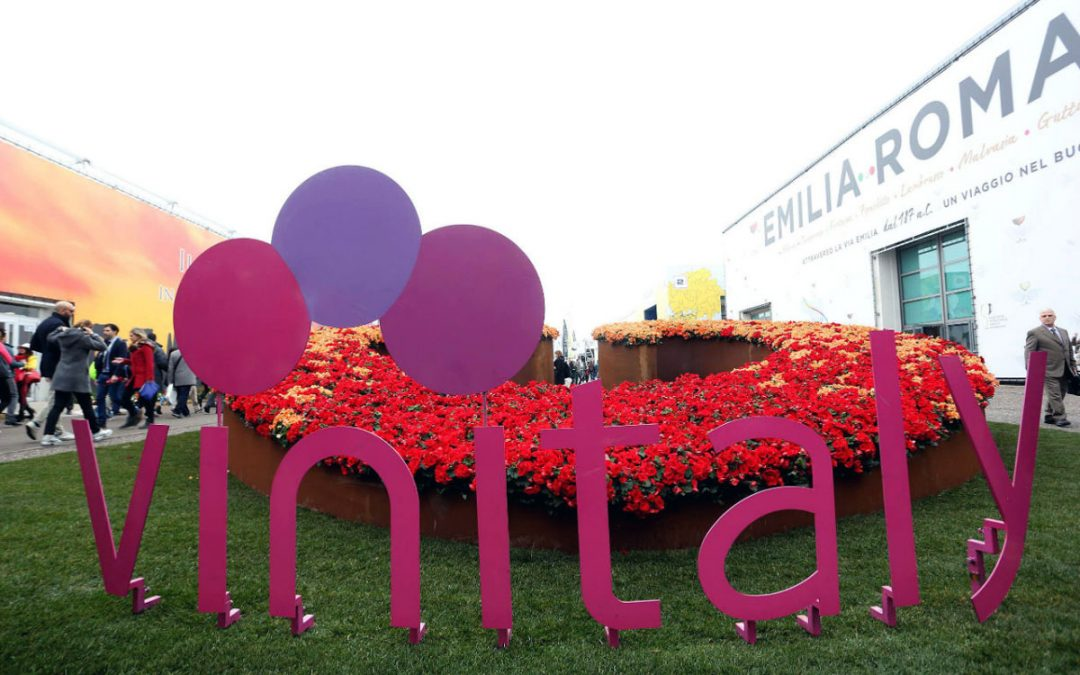 Vinitaly 2017: we invite you at Hall. 1 – Emilia Romagna – Stand. C9 – D9 and C11
